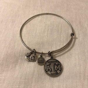 Alex and ani A&M bracelet